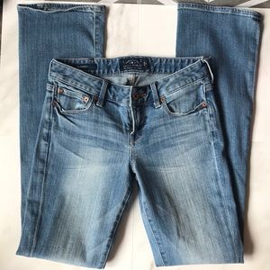 Lucky brand Lolita boot cut jean size 25 lightwash